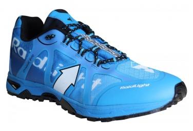 Paire de chaussures raidlight dynamic ultralight blanc bleu 45 1 3