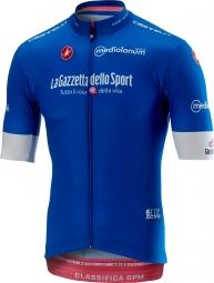 Maillot manches courtes castelli giro squadra bleu s