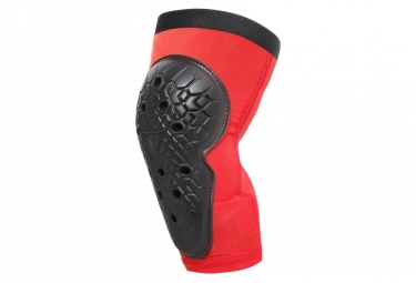 DAINESE Scarabeo Knee Guards Black/Red