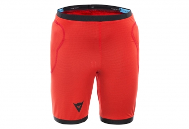 Sous short de Protection Enfant DAINESE Scarabeo Safety Noir/Rouge