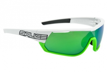 Salice 016 RW Sunglasses White / Green
