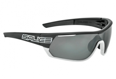 Salice 016 RW Sunglasses Black / White