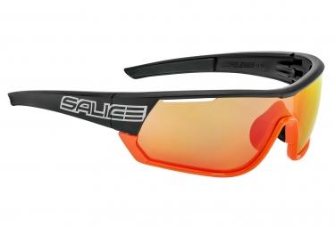 Lunettes salice 016 rw noir orange