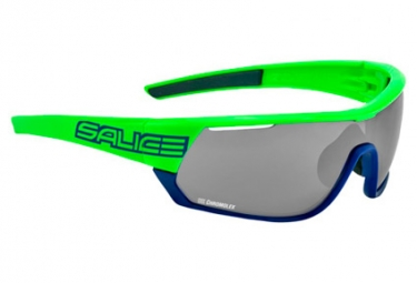 Salice 016 CRX Sunglasses Green / Blue