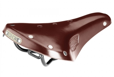 Selle femme brooks b17 s standard marron