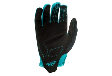 Paire de Gants longs FLY Racing Media Bleu