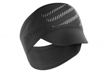 Visière Compressport Cycling HeadBand Noir