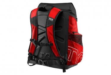 TYR Alliance Backpack 45L Black Red