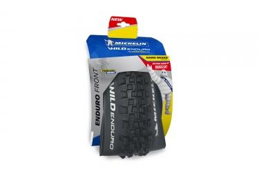 MICHELIN Wild Enduro Magi-X MTB Tyre Tubeless Ready 27.5'' Folding Black
