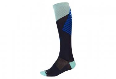 ENDURA SingleTrack Women's Socks Blue Black