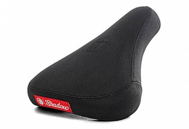 Selle bmx freestyle shadow penumbra pivotal mid seat barraco series 6 noir
