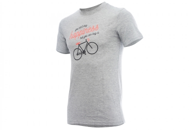 T shirt marcel pignon homme happiness gris xl