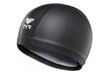 TYR Warmwear Cap Silicone Black