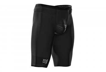 Compressport UNDER CONTROL Bibshort Black