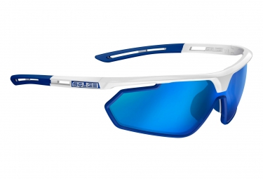 Salice 018 RW Sunglasses White / Blue
