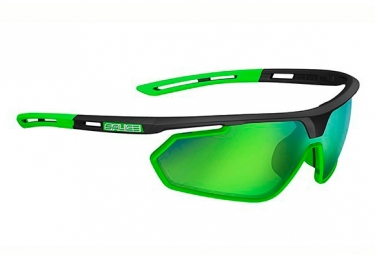 Salice 018 RW Sunglasses Black / Green