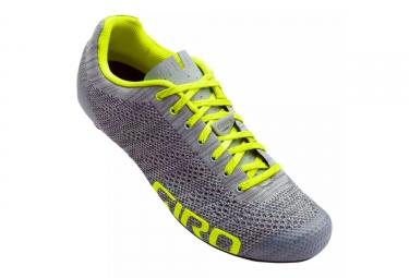 Zapatos Giro Empire E70 Gris Amarillo 44