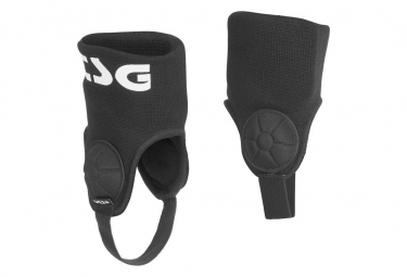 TSG Ankle-guard Cam Black