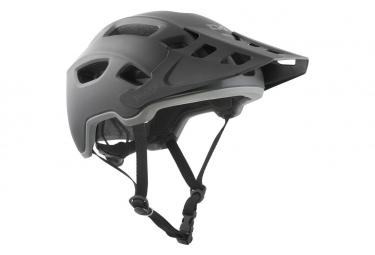 TSG Helmet Trailfox Solid Satin Black