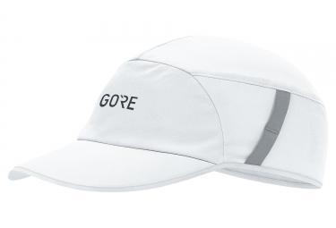 Casquette gore wear blanc
