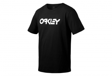 T shirt manches courtes oakley 50 mark ii tee noir l