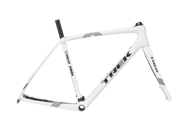 Trek Boone Disc 2018 Cyclocross Frame Kit White