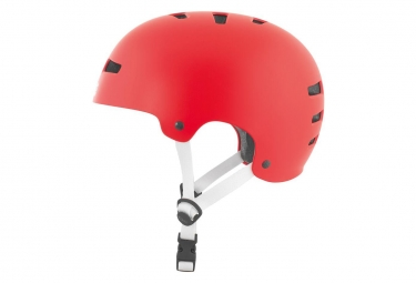 Casque TSG Evolution Solid Rouge