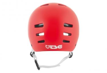 Casque TSG Evolution Solid Rouge