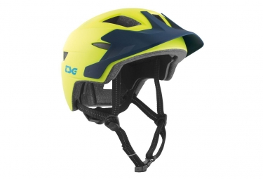 Helmet TSG Cadete solid color satin Yellow