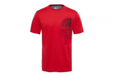 T shirt the north face ondras rouge xl