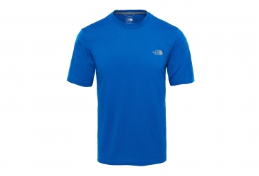T-Shirt The North Face Reaxion AMP Bleu