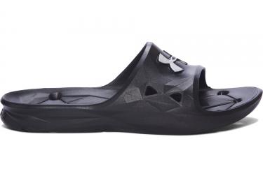 Under Armour Locker III Pool Sandals Black