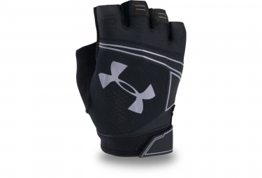 Gants Courts Under Armour Coolswitch Flux Noir