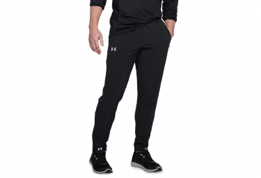 Pantalon Under Armour Outrun The Storm Speedpocket Noir