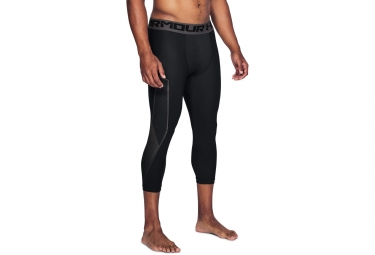 Collant 3/4 Under Armour HeatGear Armour Graphic Noir
