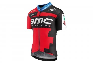 Maillot manches courtes bmc racing team by assos 2018 m