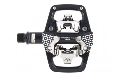 Look X-Track En-Rage Plus Clipless Pedals Black