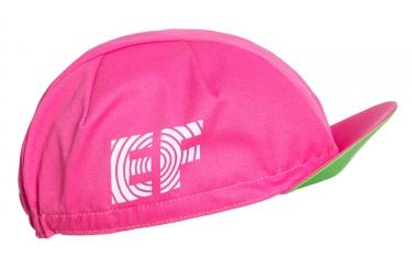 Casquette poc team ef drapac replica rose vert