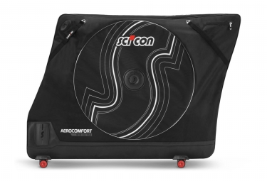 Sci Con Aerocomfort MTB 3.0 TSA Bike Travel Bag Black