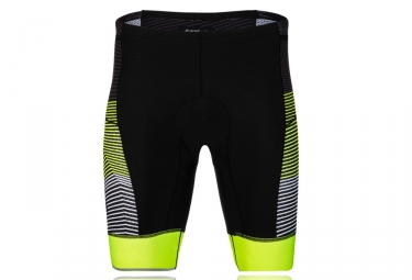 ZOOT ULTRA Tri 9'' Short Black Yellow