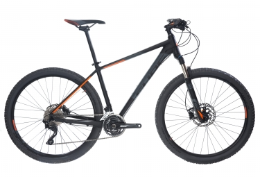 Produit reconditionne velo complet 2017 cube attention sl 27 5 shimano xt 10v gris o