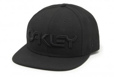 Casquette oakley mark ii novelty snapback noir