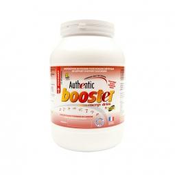 Boisson énergétique Authentic Nutrition PENDANT l'effort, boite 1500gr, arôme Pêche