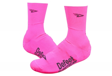 Paire de couvre chaussures defeet slipstream rose flamingo 34 41 5