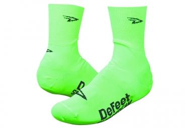 Paire de couvre chaussures defeet slipstream vert 34 41 5