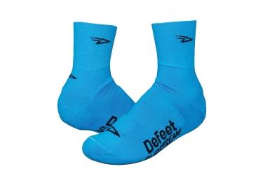 Paire de couvre chaussures defeet slipstream bleu ocean 42 48
