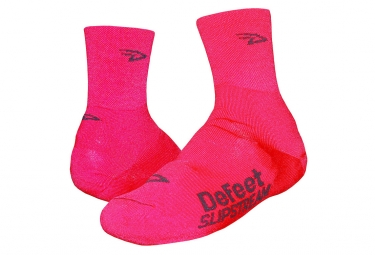 Paire de couvre chaussures defeet slipstream rouge 34 41 5