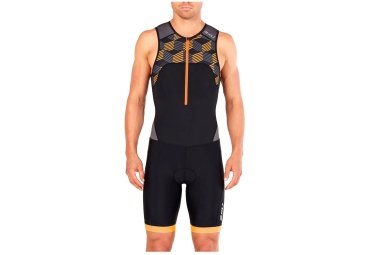 Combinaison trifonction 2xu active noir orange l