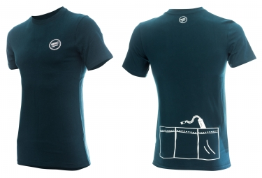 T shirt marcel pignon homme 3 poches bleu s