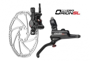 Tektro Front Hydraulic Disc Brake Orion HD-M740 Black